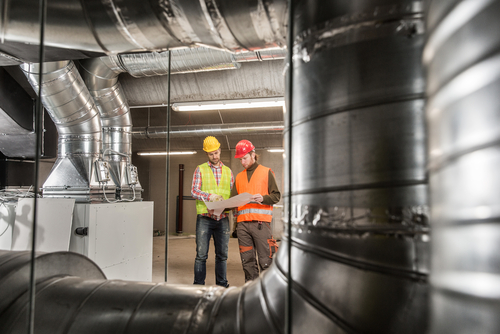 Return to the Workplace: Ventilation Strategies
