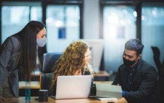 coronavirus and returning to the workplace